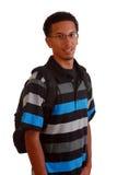 счастливый студент Стоковое фото RF