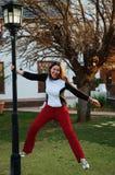 счастливый студент 3 Стоковые Фото