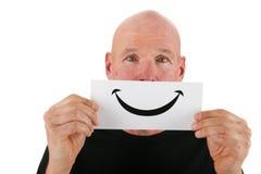 Счастливый человек Стоковые Фото