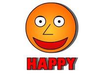 счастливый человек Стоковая Фотография RF