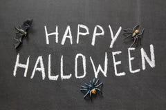 Счастливый Halloween Стоковые Изображения RF