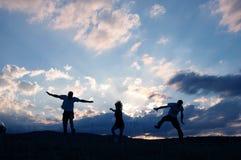 счастье Стоковая Фотография RF