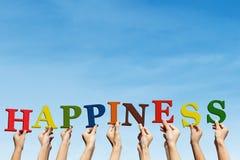 Счастье Стоковые Фото