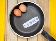 счастливая жизнь Стоковое фото RF