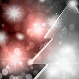 Счастливая карточка Нового Года Стоковые Фото