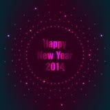 Счастливая предпосылка Нового Года бесплатная иллюстрация