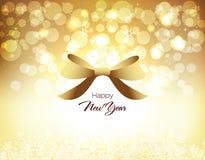 Счастливая предпосылка Нового Года Стоковые Изображения
