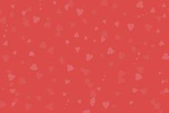 Счастливая предпосылка дня валентинки Стоковые Фото