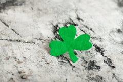 Счастливая предпосылка дня ` s St. Patrick Стоковое фото RF
