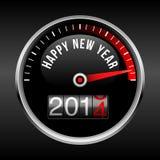 Счастливая предпосылка 2014 приборной панели Нового Года бесплатная иллюстрация