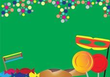 Счастливое знамя Purim Стоковые Фотографии RF