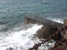 Счастливое море Стоковое фото RF