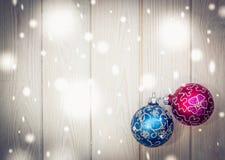 счастливое Новый Год предпосылка для карточек праздника Стоковые Фотографии RF