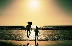 счастливые малыши 2 Стоковые Изображения