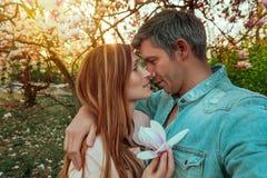 Счастливые пары образа жизни Стоковое Фото