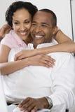 Счастливые пары Стоковое Изображение