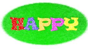 Счастливый год 2015 Стоковая Фотография