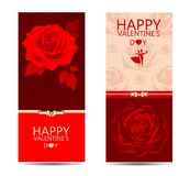 Счастливый день валентинок Стоковое фото RF