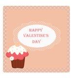 Счастливый день валентинок 2 Стоковые Изображения