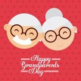Счастливый день дедов Стоковая Фотография RF