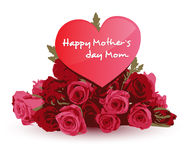 Счастливый день матерей иллюстрация штока