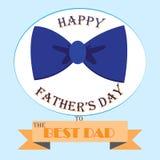 Счастливый день ` s отца Стоковые Изображения RF