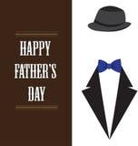 Счастливый день ` s отца Стоковая Фотография