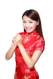 Счастливый китайский Новый Год Стоковое фото RF