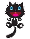 Счастливый кот Стоковое фото RF