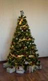 Счастливый Новый Год и веселое Christmass Стоковая Фотография RF