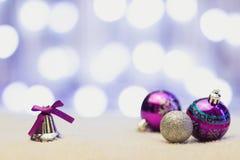 Счастливый Новый Год/с Рождеством Христовым Стоковая Фотография RF