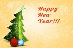 Счастливый Новый Год! Стоковые Изображения