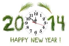Счастливый Новый Год! Стоковое Изображение