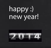 Счастливый Новый Год Стоковое Изображение RF