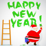 Счастливый Новый Год Стоковые Фотографии RF