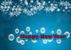 Счастливый Новый Год Стоковая Фотография