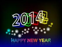 Счастливый Новый Год Стоковое Изображение