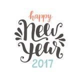 Счастливый Новый Год 2017 Стоковое Фото