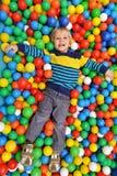 Счастливый ребенок Стоковые Изображения