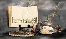 Счастливый хеллоуин Стоковые Фотографии RF