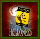 Счастливый хеллоуин Стоковые Изображения