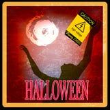 Счастливый хеллоуин Стоковая Фотография RF