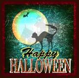 Счастливый хеллоуин Стоковые Фото