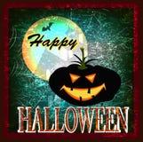 Счастливый хеллоуин Стоковое Фото