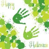 Счастливый хеллоуин Стоковое Изображение