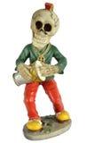 счастливый череп Стоковое Изображение RF