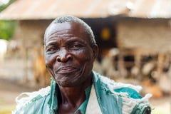 счастливый человек старый Стоковые Фотографии RF
