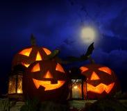 Счастливый hallowen Стоковое фото RF