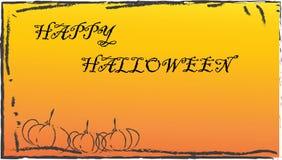 Счастливый haloween Стоковые Фотографии RF