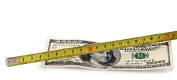100 счетов в валюте США Стоковые Изображения RF